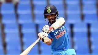 Deodhar Trophy final: Centuries from Ajinkya Rahane, Ishan Kishan power India C to 352/7