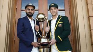 India seek fix for No 6 as they brace for battle Down Under