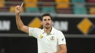 200 टेस्ट विकेट लेने वाले बाएं हाथ के दूसरे ऑस्ट्रेलियाई तेज गेंदबाज बने स्टार्क