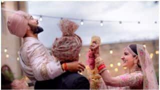 प्यार की पिच पर ऐसे आगे बढ़ी विराट कोहली और अनुष्का शर्मा की 'साझेदारी'