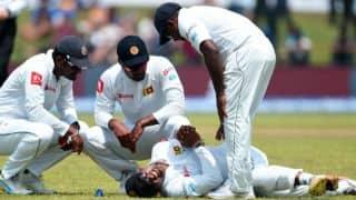 एसेला गुणारत्ने का भारत के खिलाफ टेस्ट सीरीज में खेलना मुश्किल