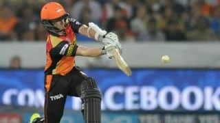 IPL 2017: Top order, bowlers set up 15-run win for Sunrisers Hyderabad (SRH) against Delhi Daredevils (DD) in IPL 10, Match 21