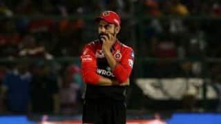 बैंगलुरू की लगातार पांचवीं हार के बाद कोहली की कप्तानी पर उठे सवाल