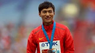 Olympics 2016: Chen Ding to lead Chinese race walkers