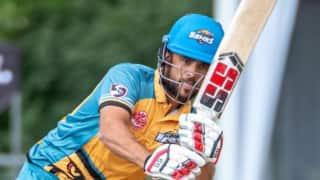 GT20: विनिपेश हॉक्स के खिलाफ हारकर टूर्नामेंट से बाहर हुई युवराज सिंह की टोरोंटो नेशनल्स