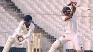 विजय हजारे ट्रॉफी: बारिश से प्रभावित मैच में झारखंड ने बंगाल को हराया