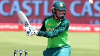 South Africa vs Pakistan, 1st ODI: Rassie van der Dussen's Maiden ODI hundred help South Africa score  273/6