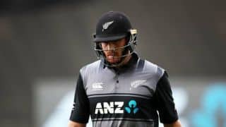 Martin Guptill suffers injury in training, could miss 5th ODI vs India