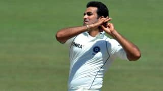 Zaheer Khan returns to lead Mumbai in Ranji Trophy quarter-final