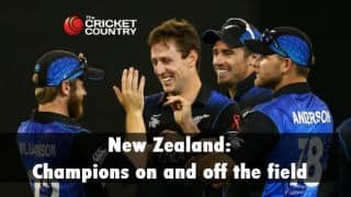 New Zealand in ICC Cricket World Cup 2015: Humble in triumph; gracious in defeat