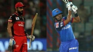 RCB determined to throw the kitchen sink for a desperate win against DC
