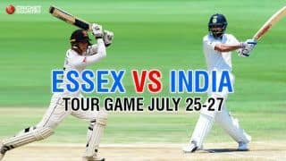 India vs Essex, Day 1, Stumps: Karthik races to 82* as India placed well at 322/6