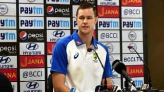 India vs Australia T20Is: Jason Behrendorff set for challenging debut
