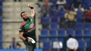 Shakib Al Hasan requests NOC to play in UAE T20x; BCB yet to decide