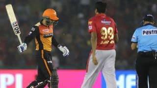 IPL 2019: Kings XI Punjab, Sunrisers Hyderabad eyeing Playoff berth