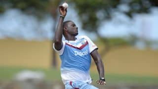 Jason Holder's inclusion for 3rd Test against England still put on hold