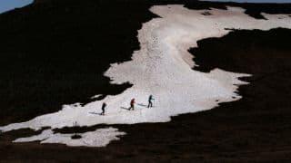 9 Delhi trekkers still stranded in Himachal hills