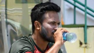 Bangladesh hopeful Shakib will be available for Asia Cup 2018