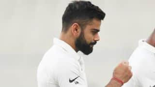 India vs Sri Lanka, 1st Test: Virat Kohli goes for duck, makes unwanted record