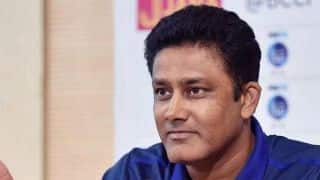 ICC has done a great job to control bowlers with suspect action: Anil Kumble