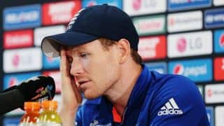 Eoin Morgan acknowledges England have 'fallen behind by a long way' in ODIs