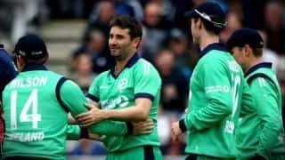 Ireland to host West Indies and Bangladesh for an ODI tri-series in May