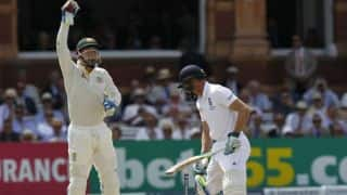 Mitchell Marsh: Jos Butler had 'little option but to walk' on 2nd Ashes Test, Day 3