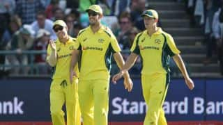 AUS to play in AUS and IND on consecutive days