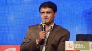 Sourav Ganguly says Virat Kohli reminds him of his days as India captain