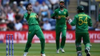 Pakistan vs England, semi-final 1, ICC Champions Trophy 2017: Pakistan flatten England to the turf at Cardiff, reach final for first time
