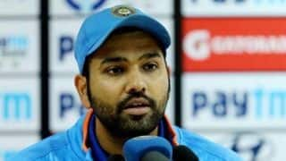 Rohit Sharma reflects on India's win in Wellington ODI