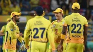 IPL 2018, Chennai Super Kings vs Royal Challengers Bangalore, Match 35: MS Dhoni wins the toss; opt to bowl