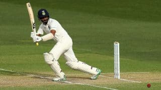 For the first time, Cheteshwar Pujara scores century and fifty in same Test