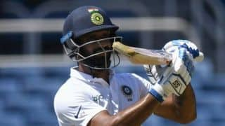 2nd Test: Vihari approaches maiden ton, India reach 336/7