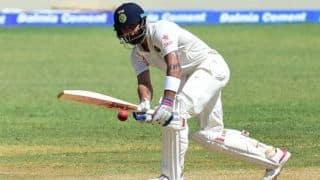 India vs Essex, day 1: Vijay, Kohli, Rahul & Karthik hit 50s as India is 322/6 at stumps