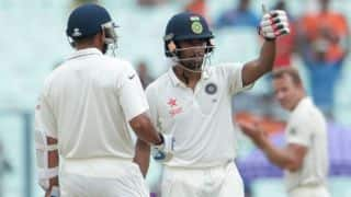 IND vs NZ, 2nd Test, Day 2: Wriddhiman Saha, seamers put India on top