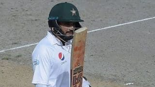 2nd Test: Azhar Ali fifty, Haris Sohail lead Pakistan's fightback