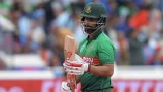 अफगानिस्तान के खिलाफ टेस्ट, टी20 सीरीज से तमीम इकबाल को दिया गया आराम