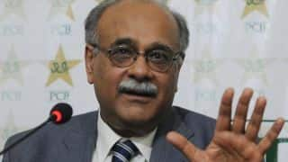 Najam Sethi asks British Prime Minister Theresa May to send England team to Pakistan