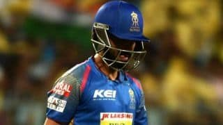 Ajinkya Rahane Says Batsmen Need to Take More Responsibility