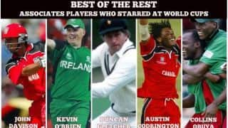 World Cup 2019: Best of the rest - Five Associates players who made a splash at World Cups