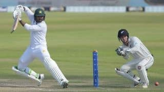 Pakistan vs New Zealand: Azhar Ali, Haris Sohail steady after Trent Boult's twin strikes