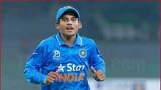 दिव्यांश सक्सेना के शतक से भारत ने इंग्लैंड को दिया 279 रनों का लक्ष्य