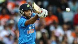 Rohit Sharma scores half-century against Pakistan in Asia Cup 2014