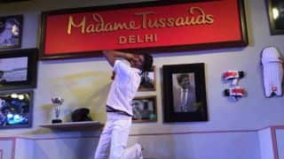 Kapil Dev's wax statue unveiled at Madame Tussauds in Delhi