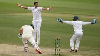2nd Test, Abu Dhabi: Brilliant Mohammad Abbas keeps Pakistan on course for series win
