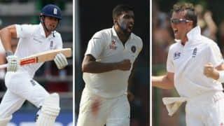 Alastair Cook heaps praise on Ravichandran Ashwin, compares him to Graeme Swann