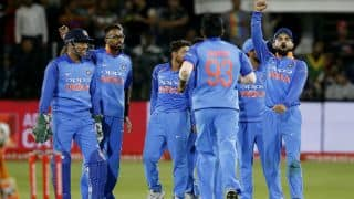 BCCI congratulates India for their historical ODI series victory over South Africa