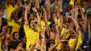 FIFA World Cup 2014: Eight people die in Colombia while celebrating