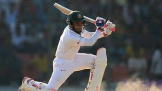 BAN vs ENG: Mushfiqur Rahim blames pacers' poor show for loss